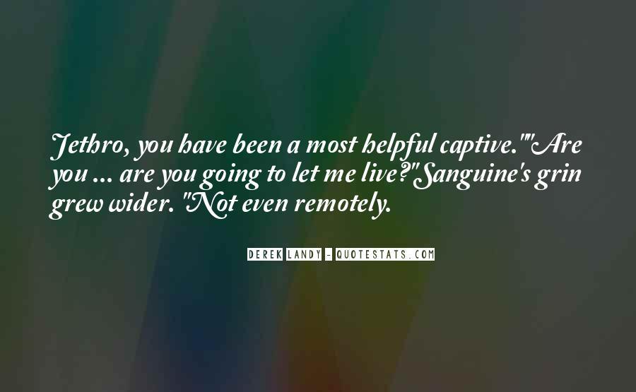 Sanguine's Quotes #715356