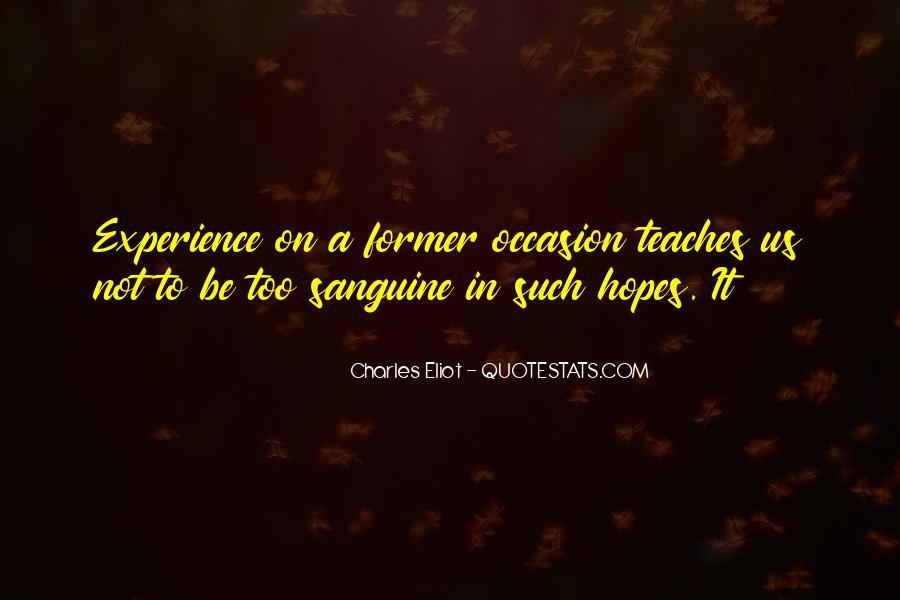 Sanguine's Quotes #900973