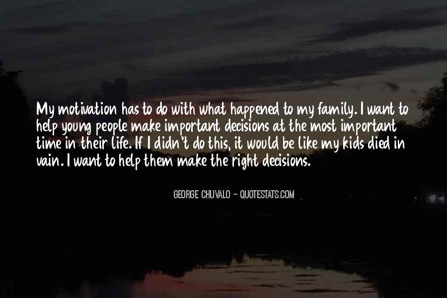 Quotes About Time With Family #176643