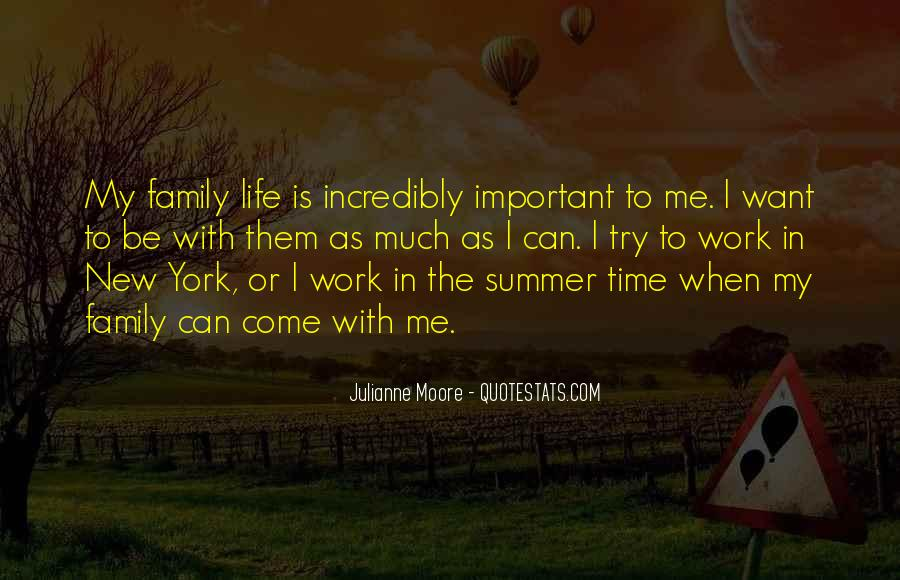 Quotes About Time With Family #191650