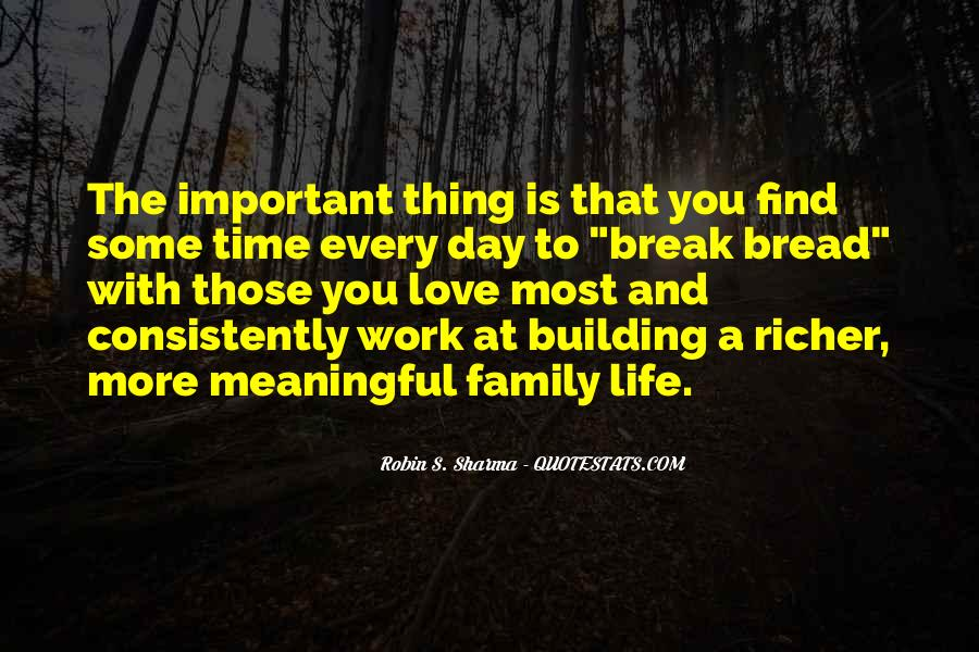 Quotes About Time With Family #324392
