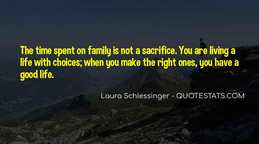 Quotes About Time With Family #328602