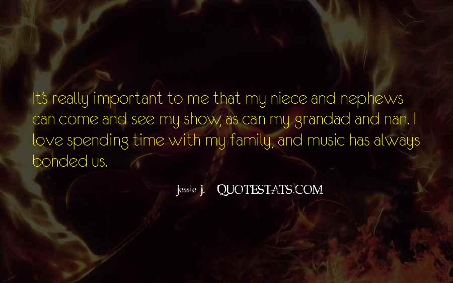 Quotes About Time With Family #346260