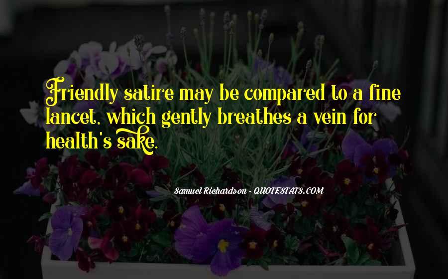 Satire's Quotes #248948
