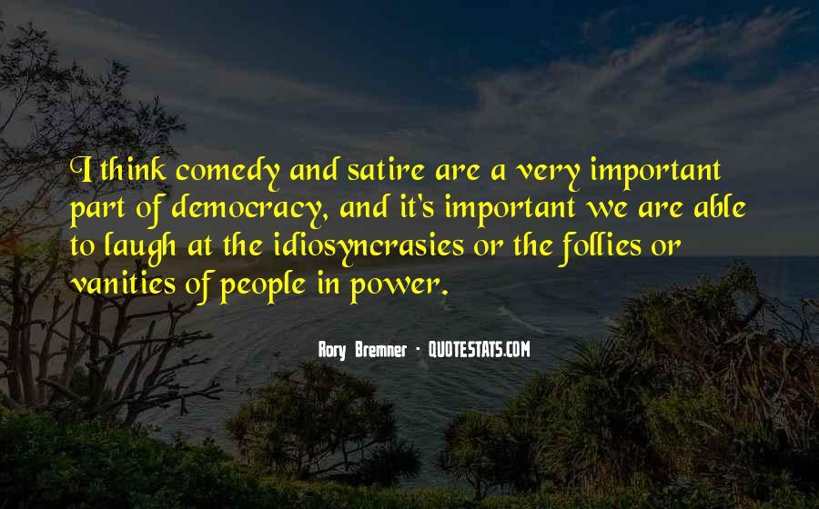 Satire's Quotes #298386