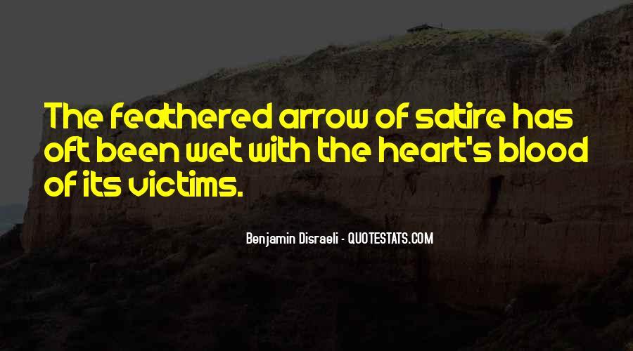 Satire's Quotes #396028