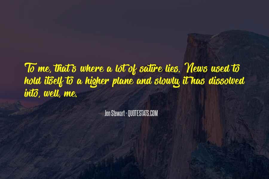 Satire's Quotes #958856
