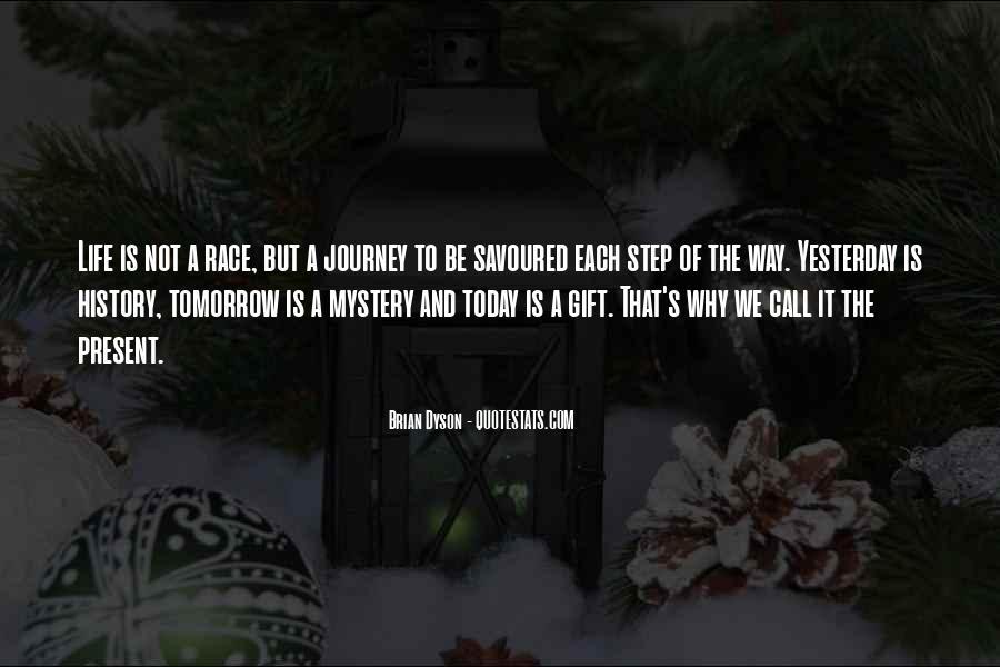 Savoured Quotes #1697718