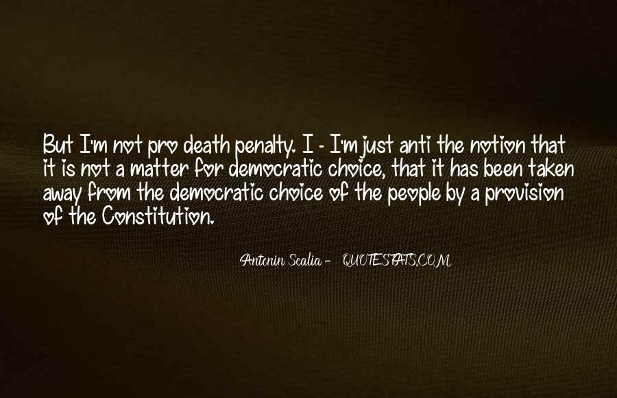 Scalia's Quotes #1037253