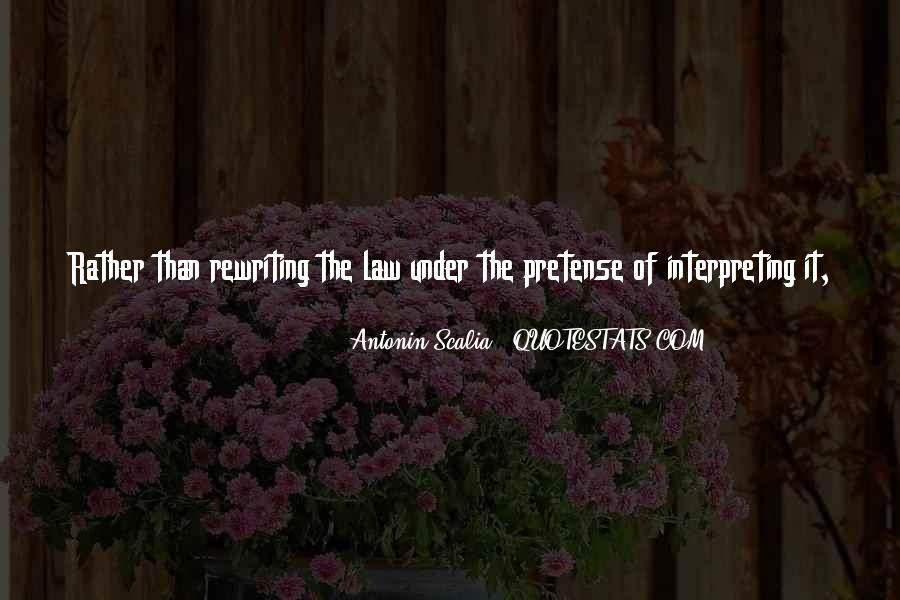Scalia's Quotes #1172979