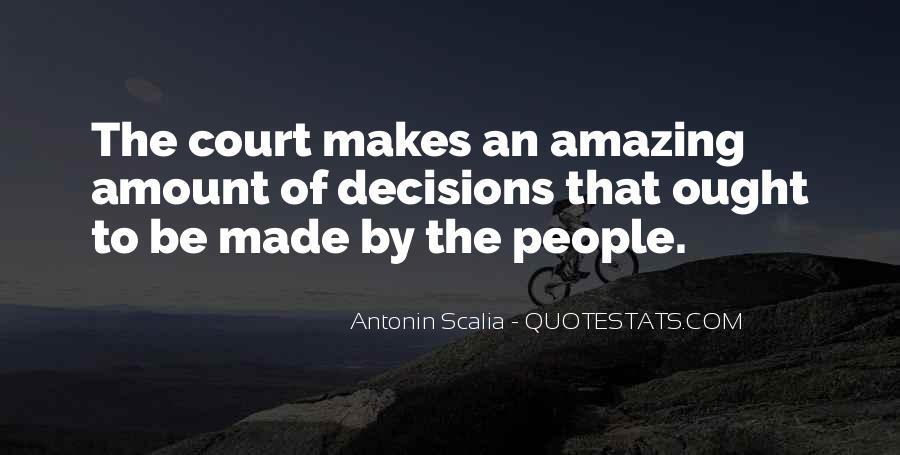 Scalia's Quotes #1265243