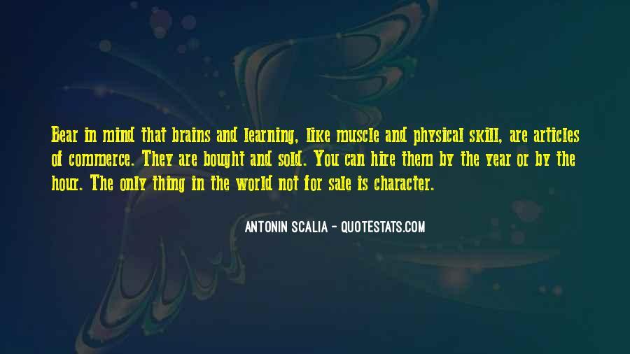 Scalia's Quotes #1447426