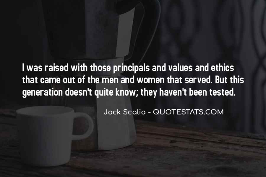 Scalia's Quotes #1522565