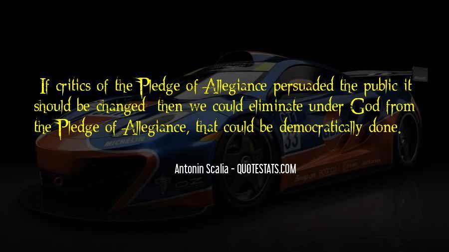 Scalia's Quotes #1528534