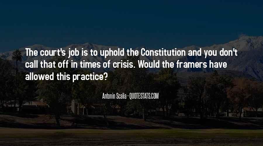 Scalia's Quotes #161211