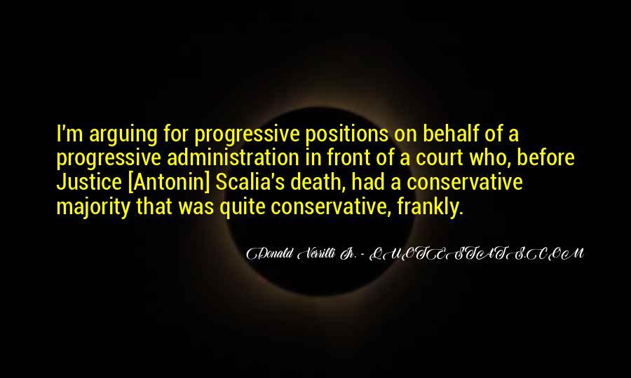 Scalia's Quotes #1779078