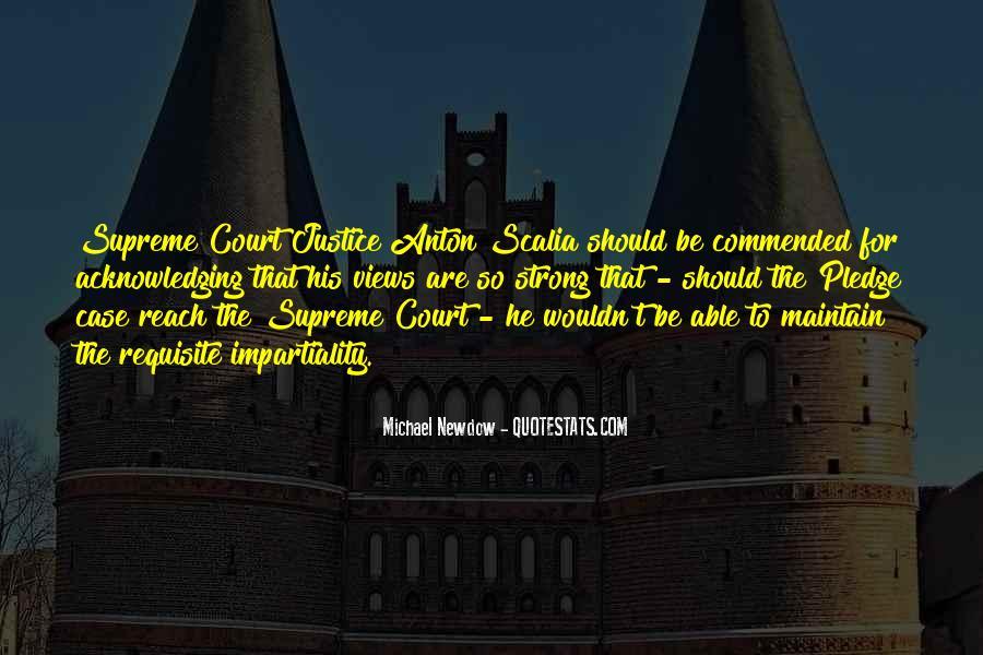 Scalia's Quotes #25694