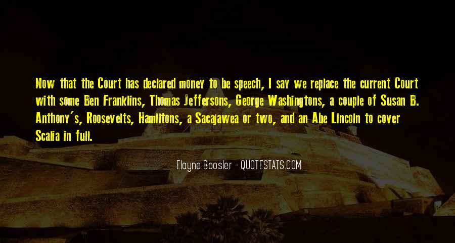 Scalia's Quotes #272058