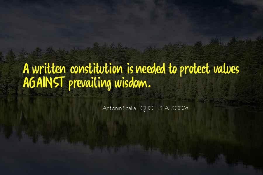 Scalia's Quotes #292308
