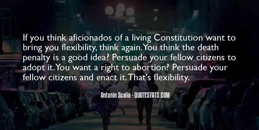 Scalia's Quotes #367825