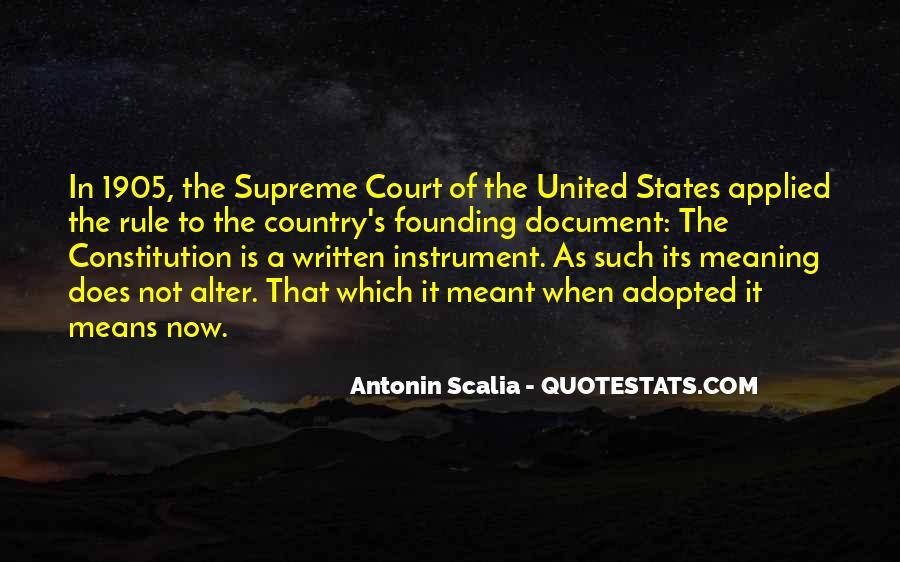 Scalia's Quotes #370040