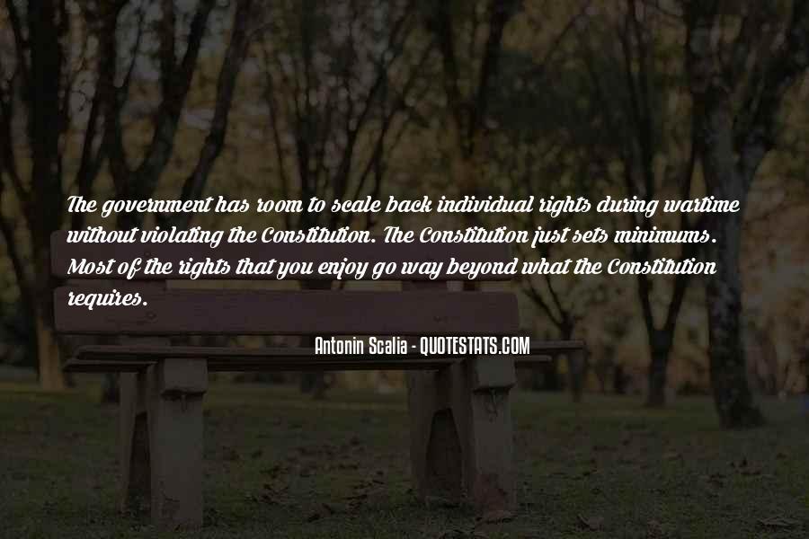Scalia's Quotes #371729