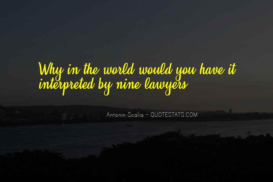 Scalia's Quotes #433918