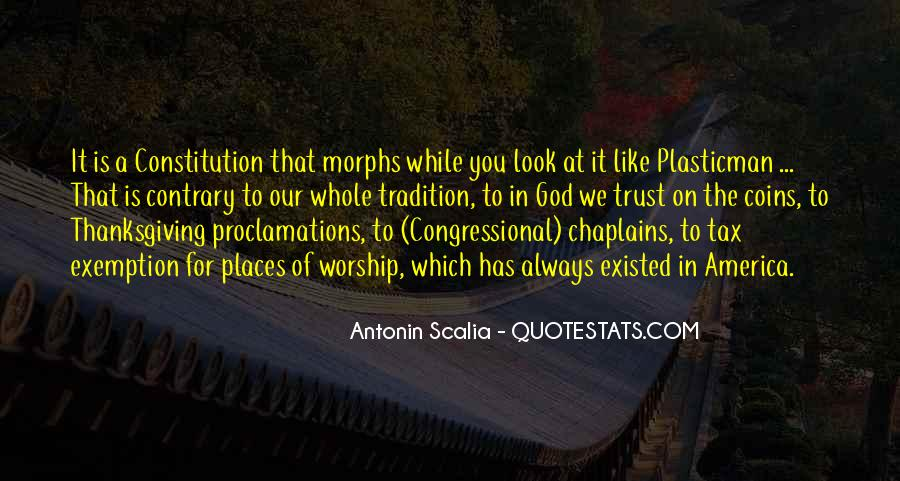 Scalia's Quotes #47200
