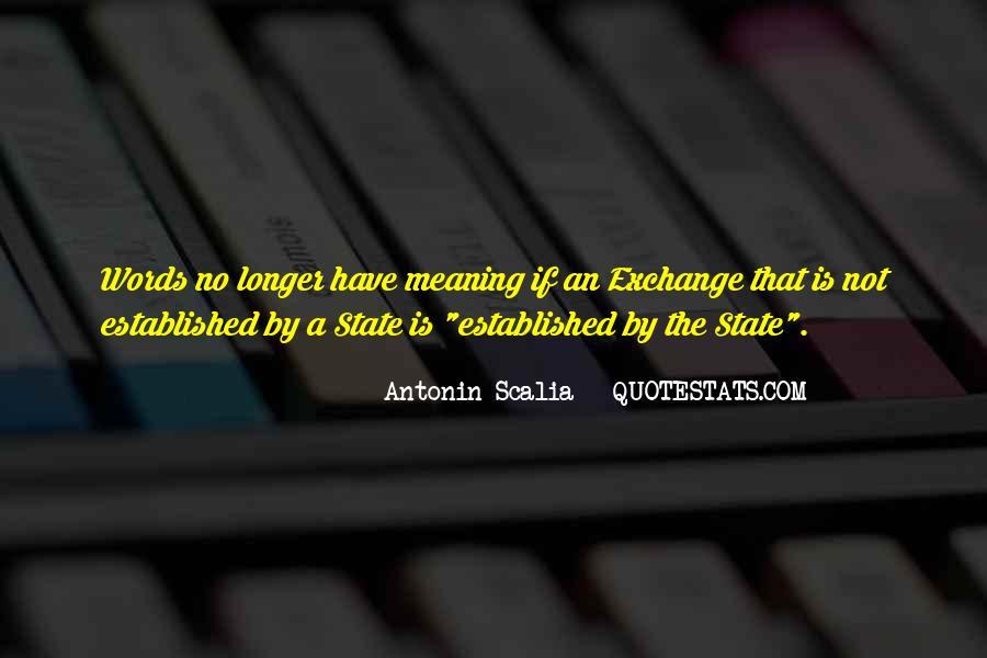 Scalia's Quotes #501888