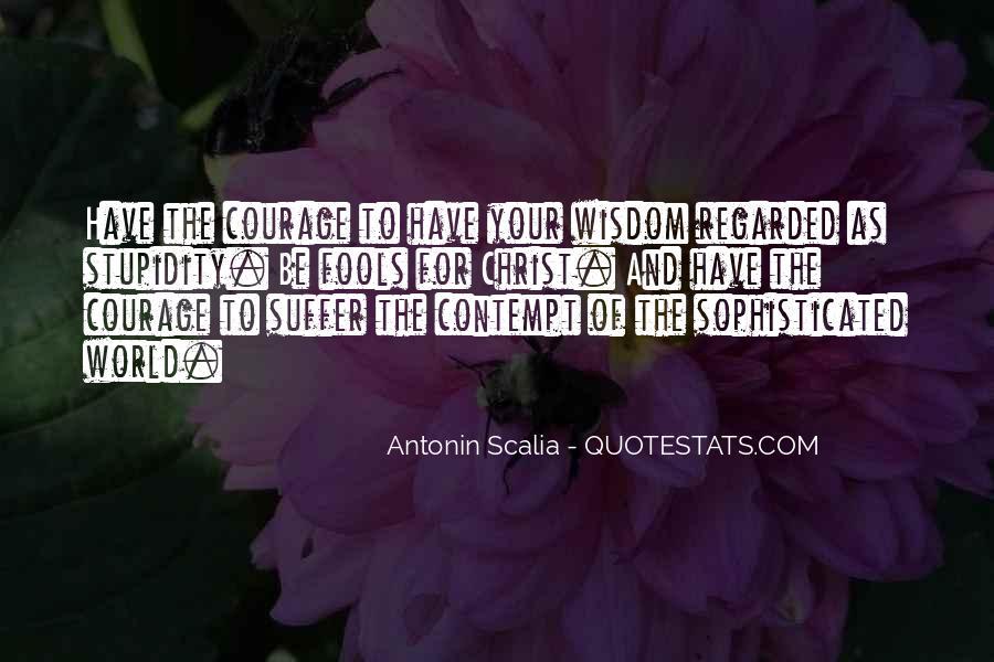 Scalia's Quotes #563165