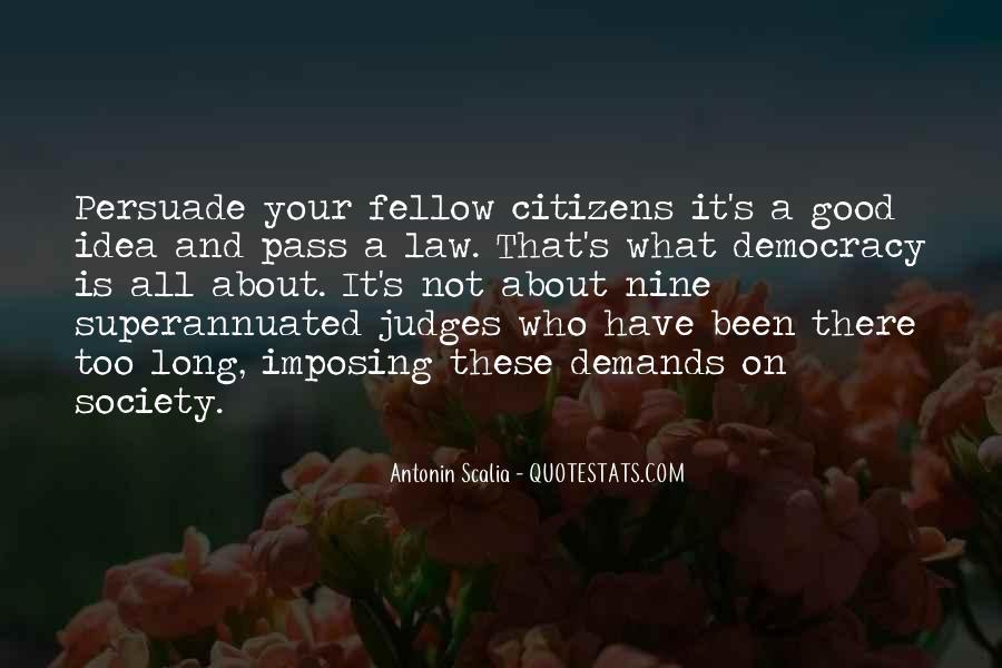 Scalia's Quotes #568125