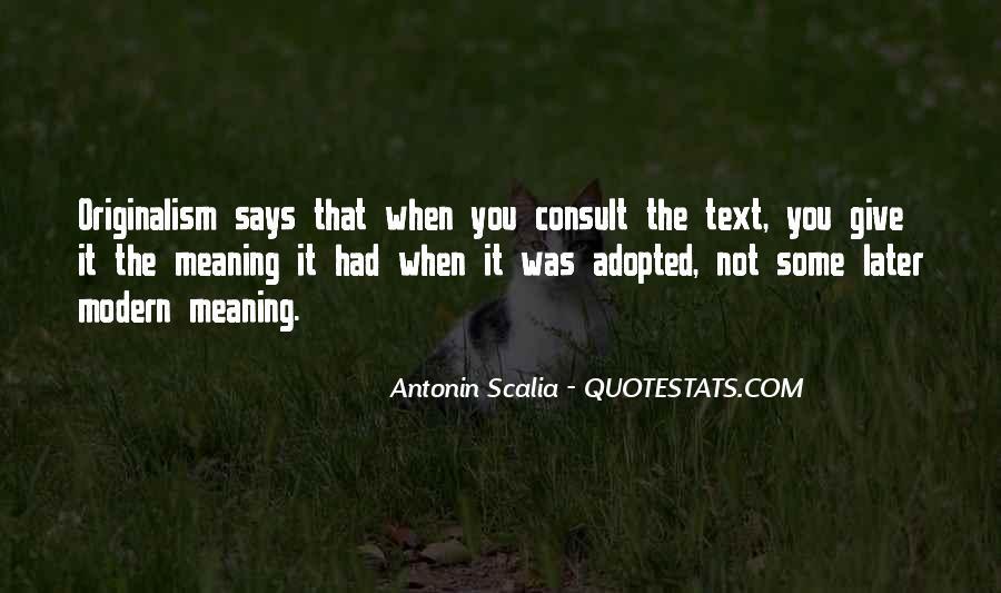 Scalia's Quotes #574241