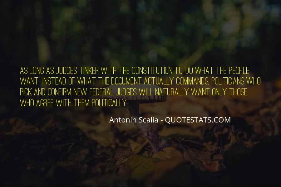 Scalia's Quotes #789544