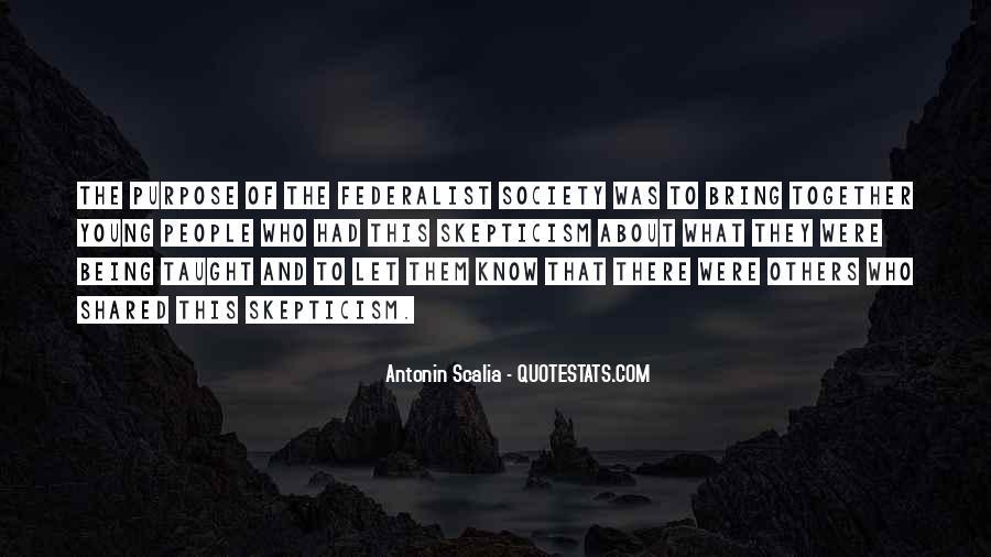 Scalia's Quotes #845403