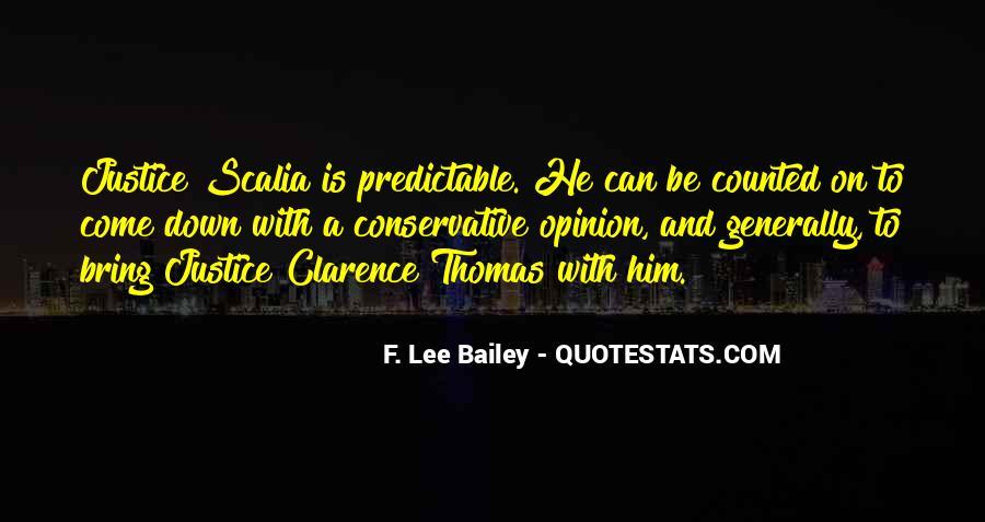 Scalia's Quotes #938850