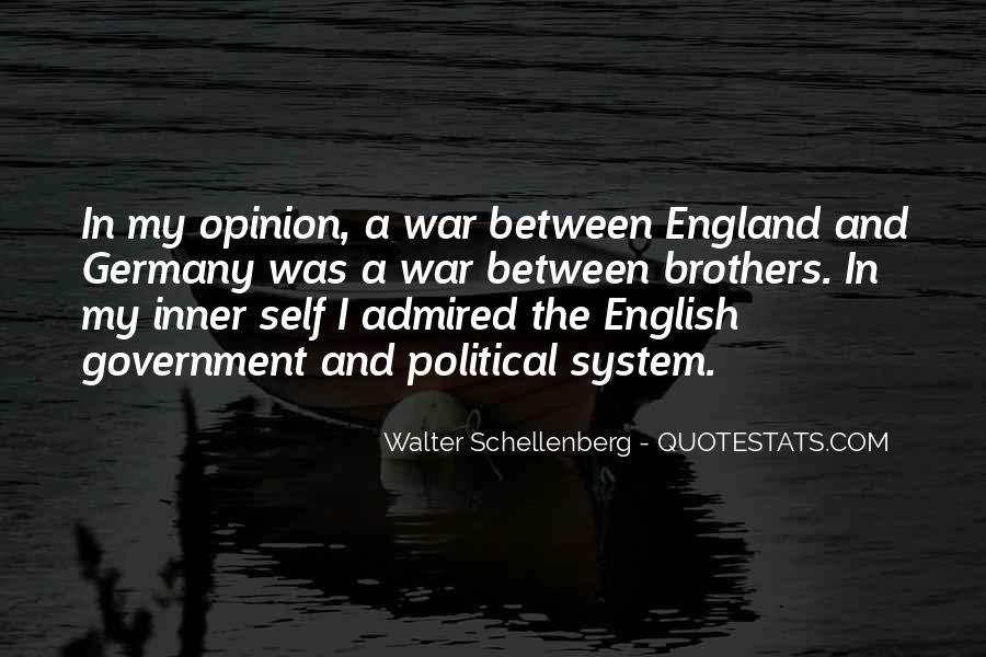 Schellenberg's Quotes #107479