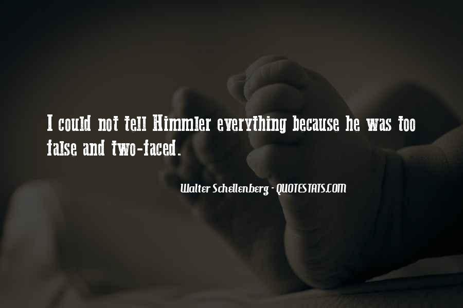 Schellenberg's Quotes #637481