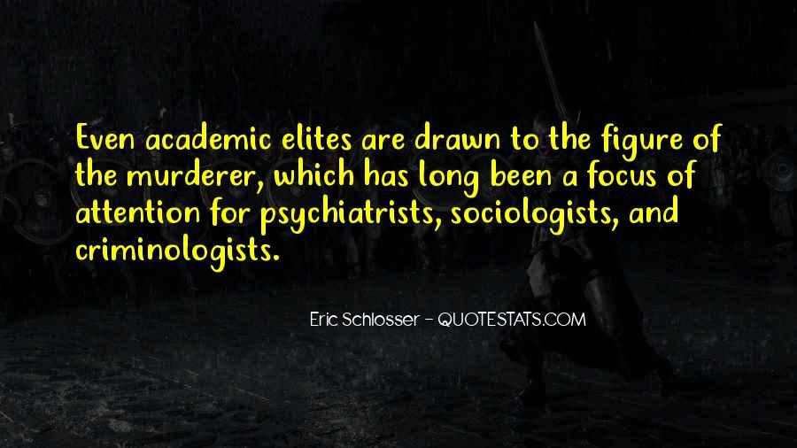 Schlosser's Quotes #1042976