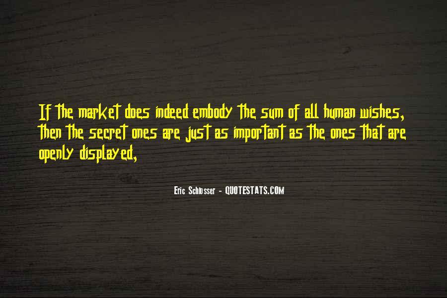 Schlosser's Quotes #1329072