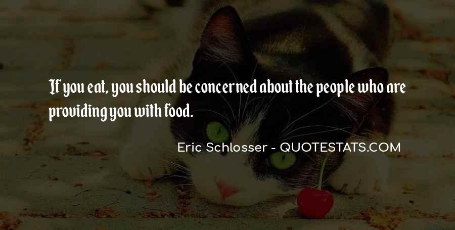 Schlosser's Quotes #1344083