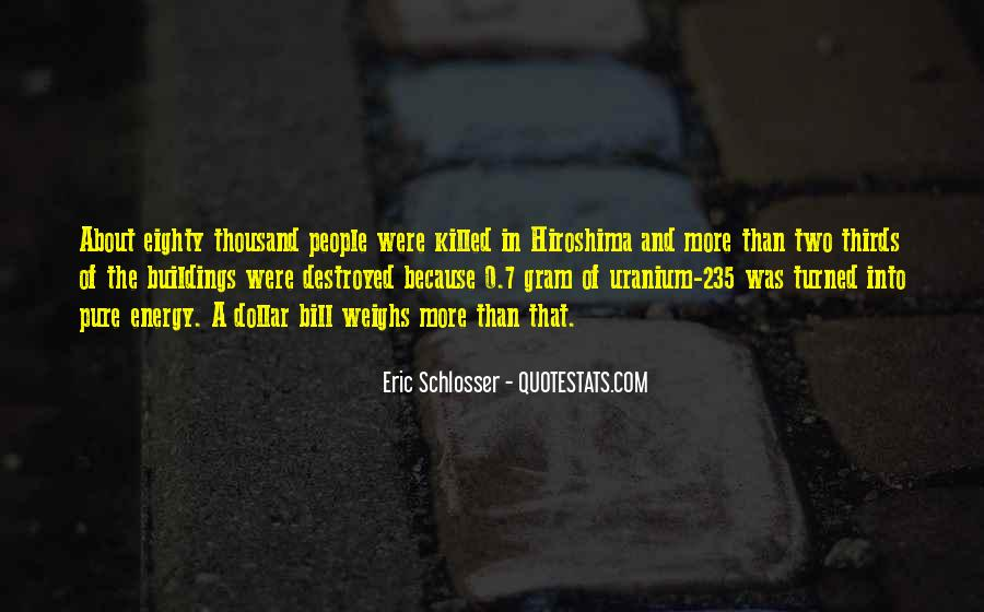 Schlosser's Quotes #1386316