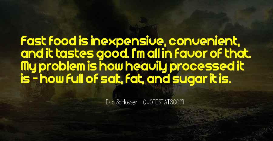 Schlosser's Quotes #1421442