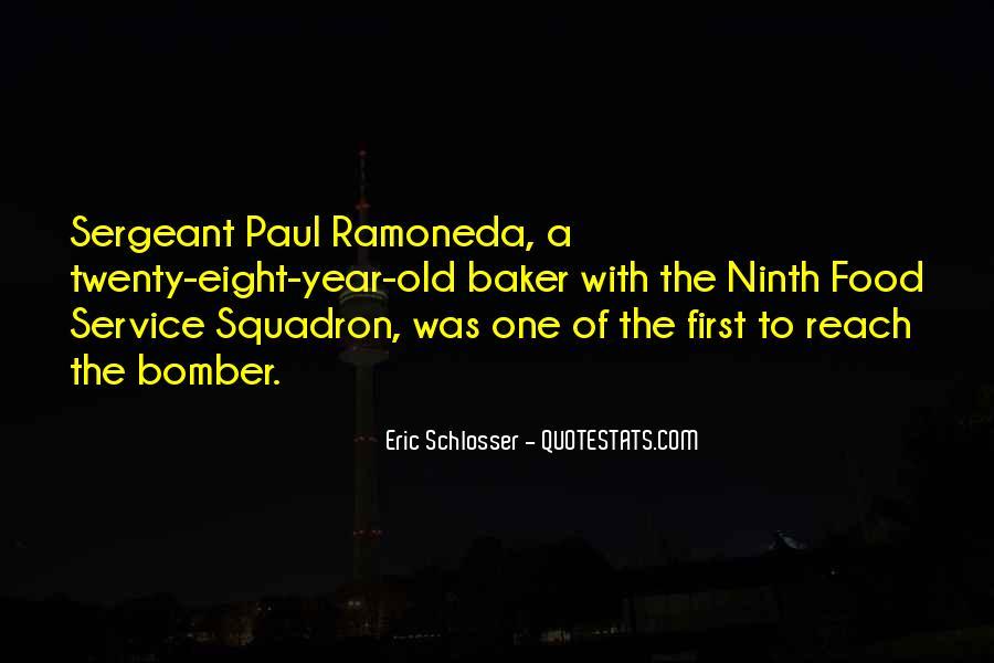 Schlosser's Quotes #1608332
