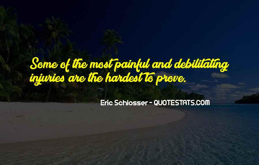 Schlosser's Quotes #239434