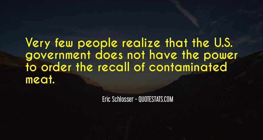 Schlosser's Quotes #243846