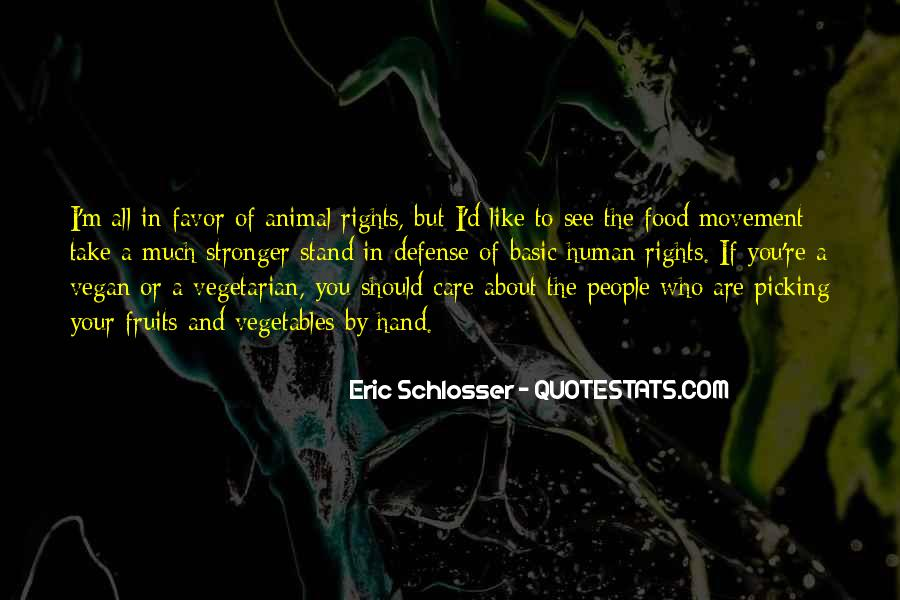 Schlosser's Quotes #350110
