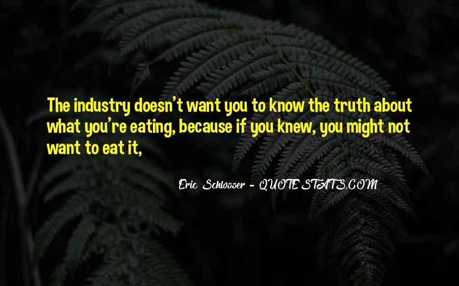 Schlosser's Quotes #503246