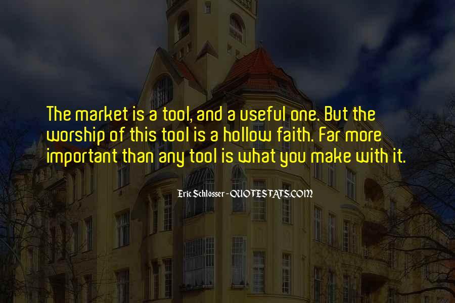 Schlosser's Quotes #565706