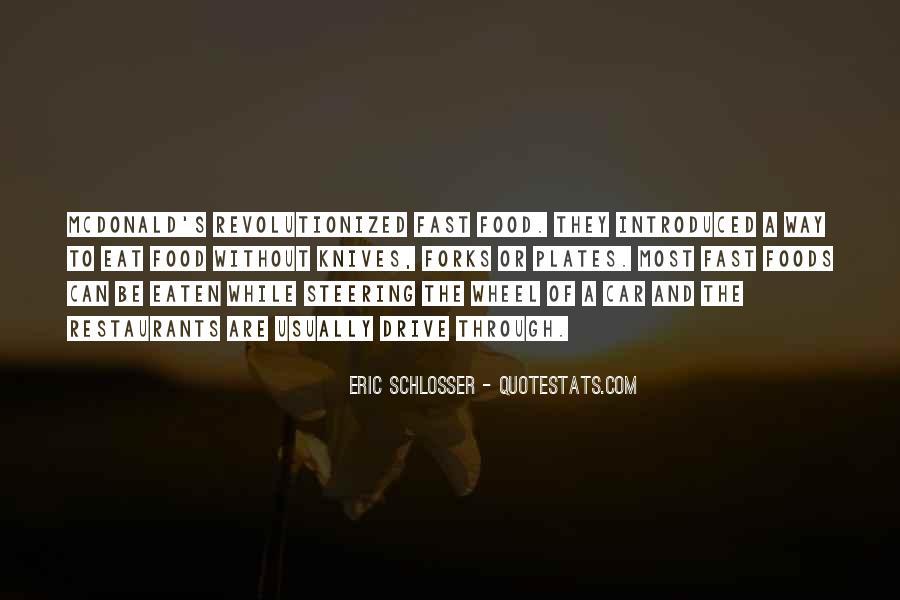 Schlosser's Quotes #589373