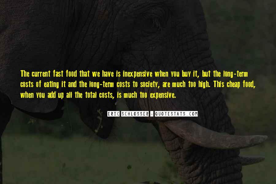 Schlosser's Quotes #662704